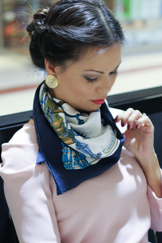 To acquire Scarf hermes how to wear pictures trends