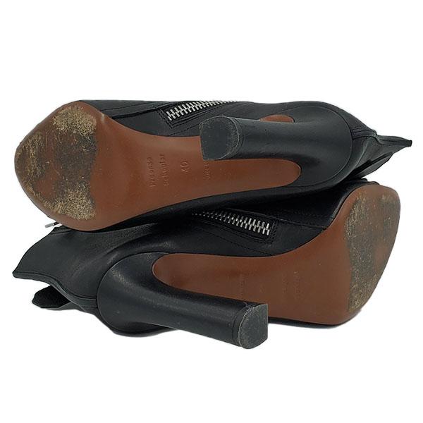 Soles of on sale pre-owned Proenza Schouler Open-toe Booties.