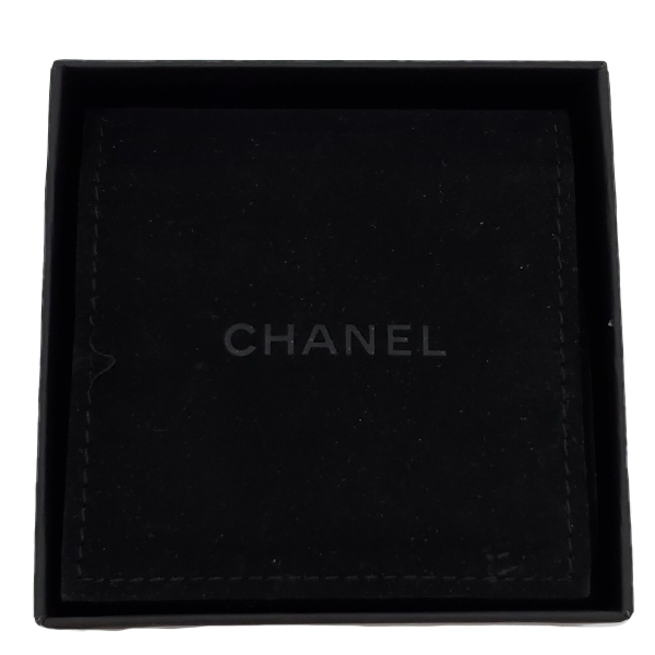 Dust bag of pre-owned Chanel Première Gold Plated Women's Wristwatch.