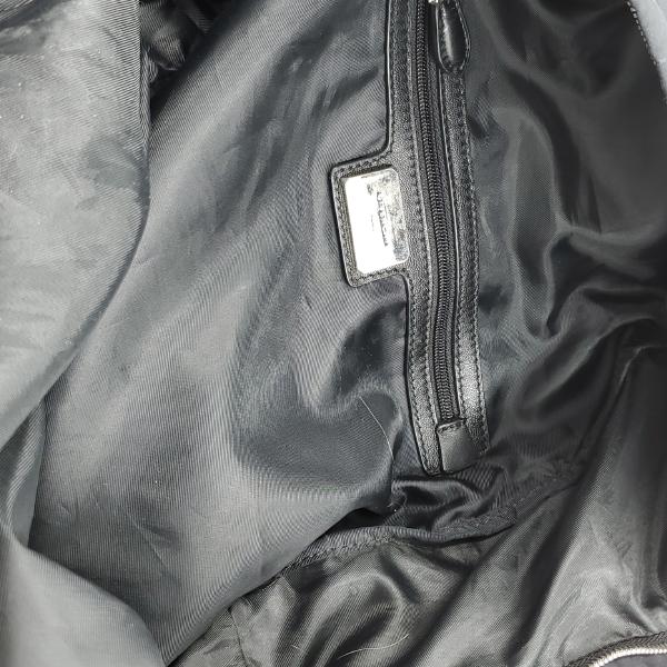 Givenchy Nylon Calfskin Bull Skull Backpack - interior