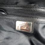 Givenchy Nylon Calfskin Bull Skull Backpack - label