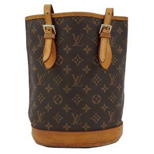 Louis Vuitton Vintage Monogram Petit Bucket Bag - main