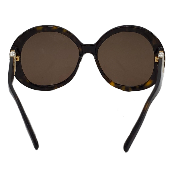 Chanel 5159-H Pearl Round Sunglasses - back