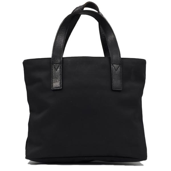 Fendi Nylon Handbag - back view