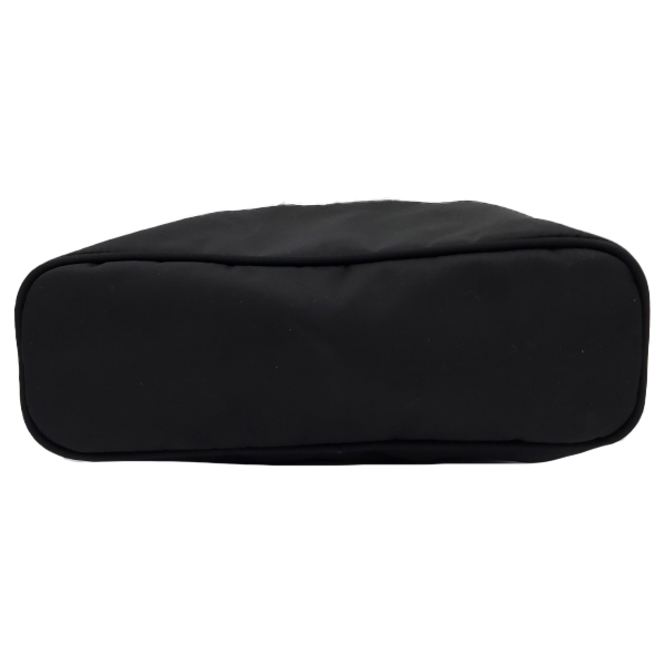 Fendi Nylon Handbag - bottom view