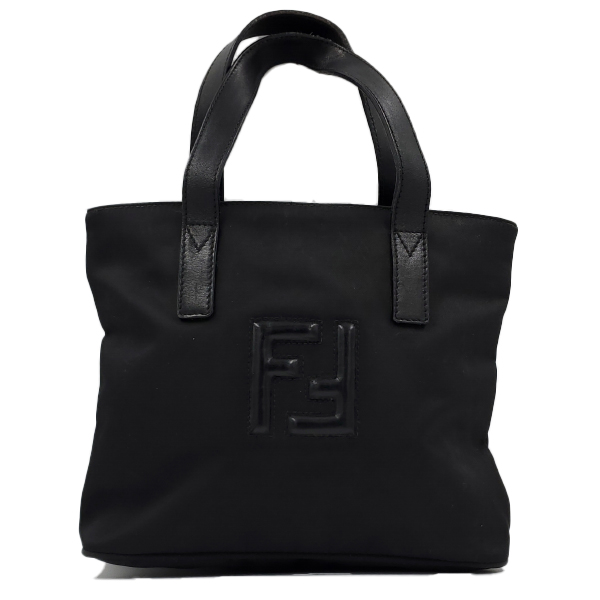 Fendi Nylon Handbag - main