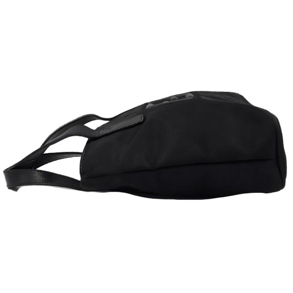 Fendi Nylon Handbag - right side