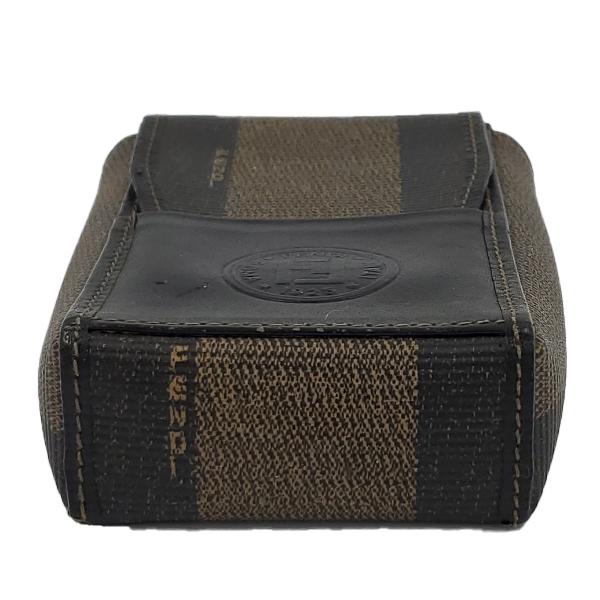 Fendi Vintage Leather Cigarette Case - top