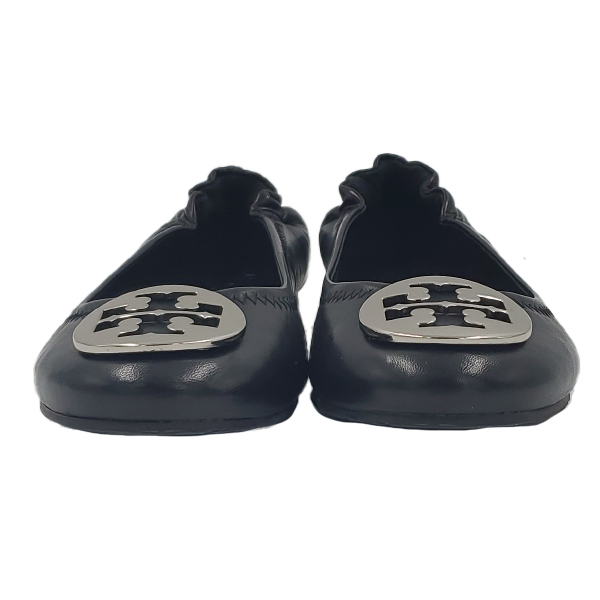 Tory Burch Ballet Leather Flat - front