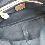 Chloe Paraty Satchel Leather Bag - lining